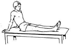 quadriceps sets