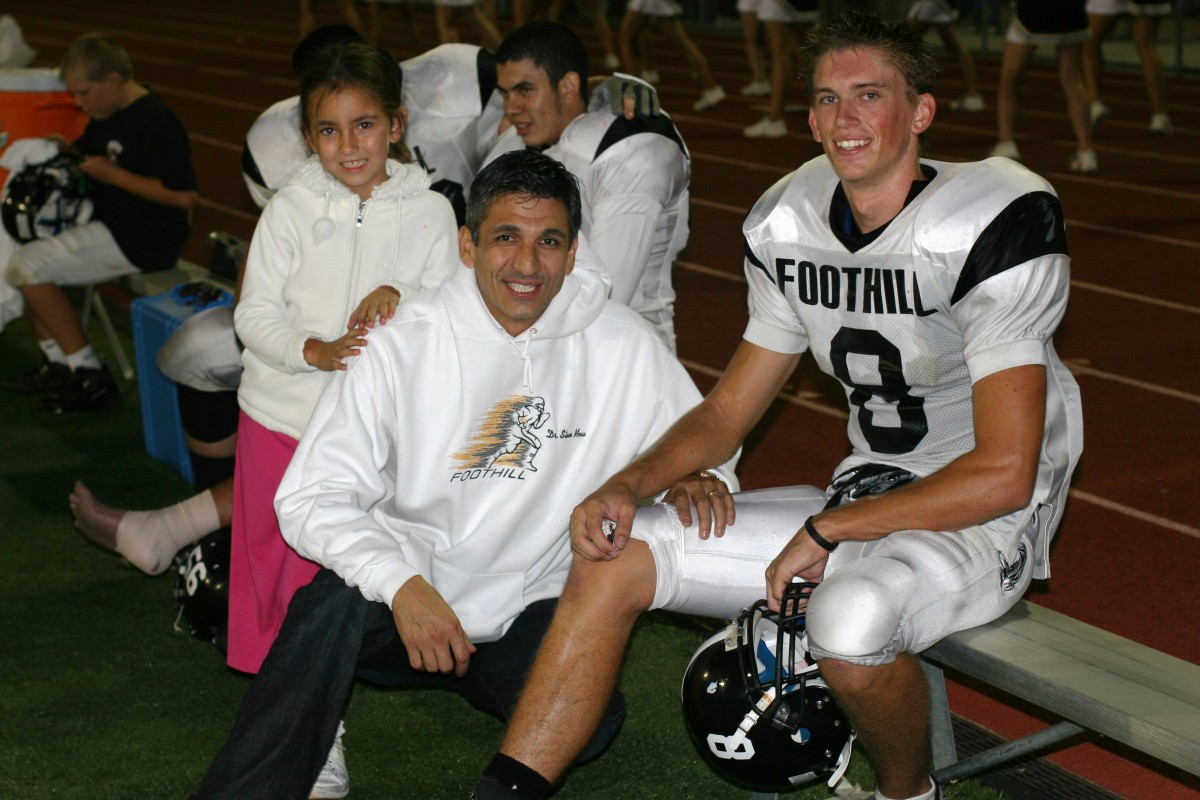 Foothill HS Team Doctor
